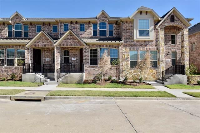 817 Ben Lane, Lewisville, TX 75056 (MLS #14220373) :: Hargrove Realty Group