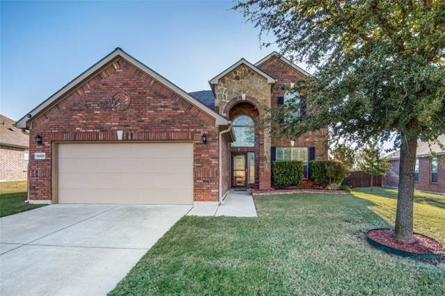14028 Zippo Way, Haslet, TX 76052 (MLS #14220382) :: Real Estate By Design