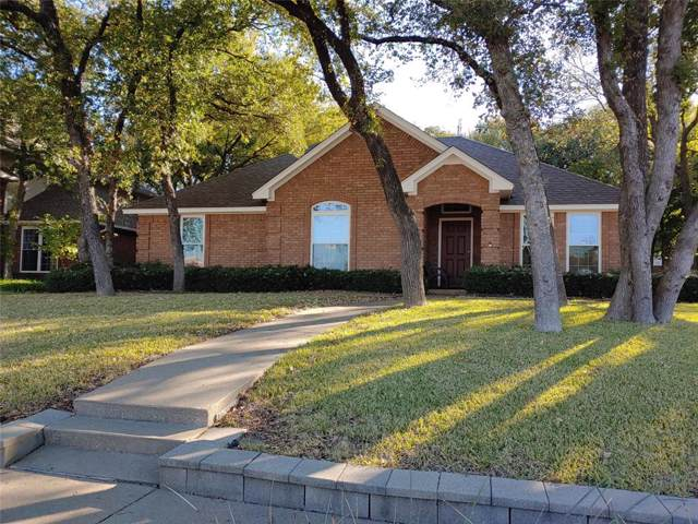 7320 Holiday Lane, North Richland Hills, TX 76182 (MLS #14220401) :: RE/MAX Town & Country