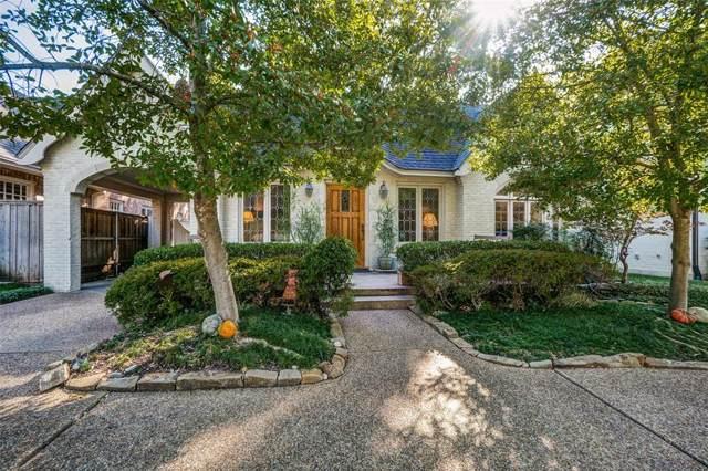 3817 Stanford Avenue, University Park, TX 75225 (MLS #14220419) :: Robbins Real Estate Group