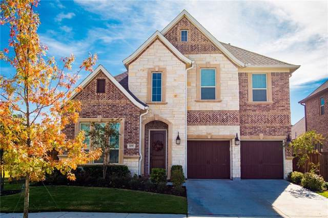 1191 Rolling Thunder Road, Frisco, TX 75036 (MLS #14220425) :: RE/MAX Town & Country