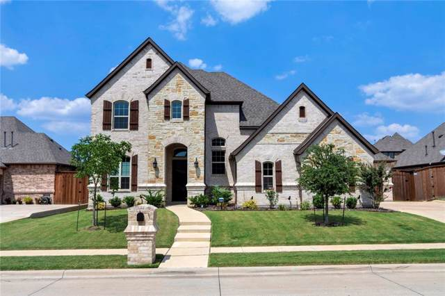 9125 Glendara Drive, North Richland Hills, TX 76182 (MLS #14220429) :: RE/MAX Town & Country