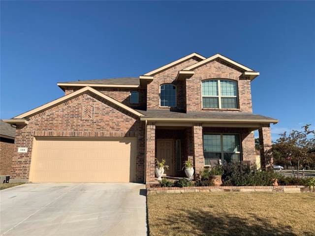 300 Lemon Mint Lane, Denton, TX 76210 (MLS #14220445) :: Team Hodnett