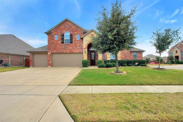 2300 Emerald Lake Lane, Little Elm, TX 75068 (MLS #14220464) :: RE/MAX Town & Country