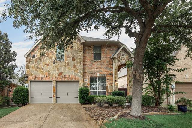 40 Misty Pond Drive, Frisco, TX 75034 (MLS #14220495) :: RE/MAX Town & Country