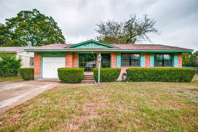 735 Havenwood Drive, Dallas, TX 75232 (MLS #14220532) :: RE/MAX Town & Country