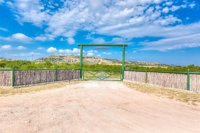 1100 Mountain Road, Robert Lee, TX 76945 (MLS #14220543) :: Dwell Residential Realty