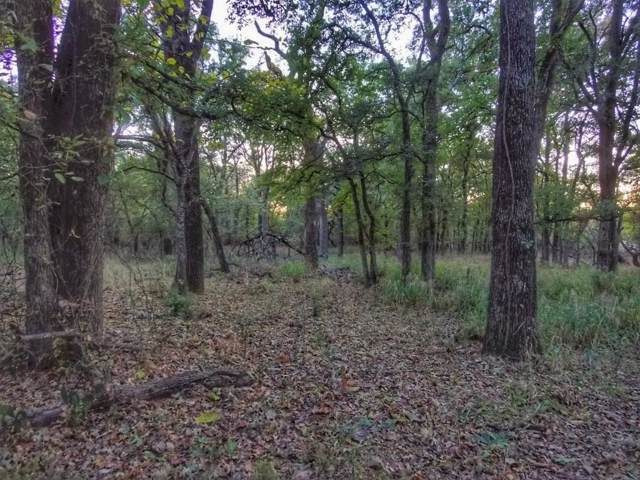 TBD Dps Tower Road, Whitt, TX 76490 (MLS #14220562) :: The Real Estate Station