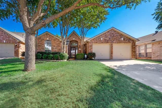 2602 Nash Drive, Corinth, TX 76210 (MLS #14220567) :: Baldree Home Team