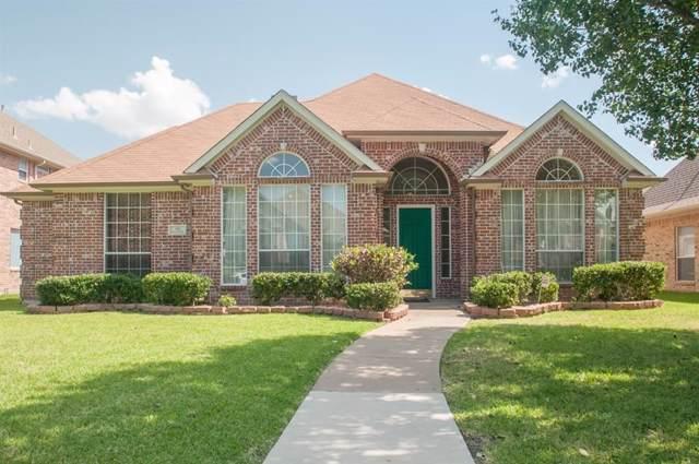 612 Ashfield, Richardson, TX 75081 (MLS #14220582) :: Tenesha Lusk Realty Group