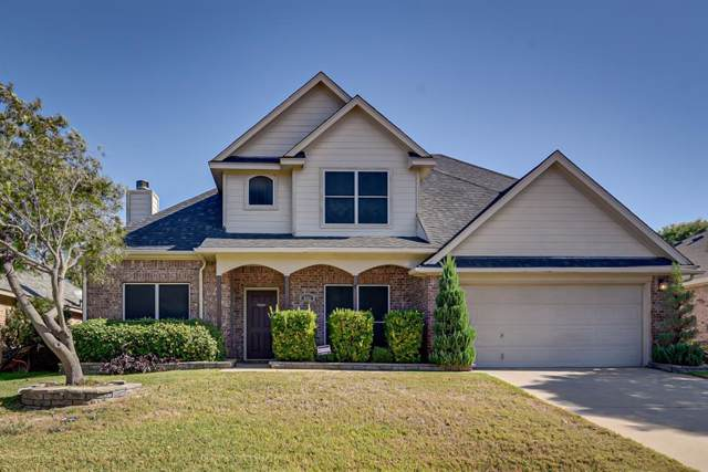 832 Adams Drive, Burleson, TX 76028 (MLS #14220620) :: RE/MAX Town & Country