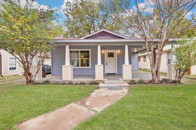107 Scurlock Avenue, Cleburne, TX 76031 (MLS #14220638) :: Hargrove Realty Group
