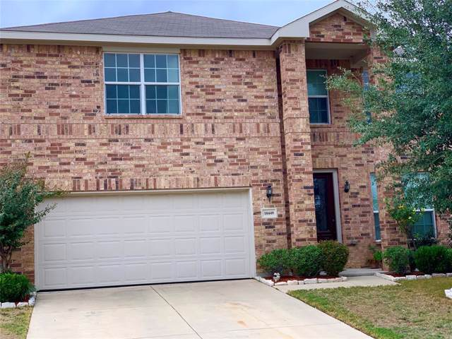 10449 Rising Knoll Lane, Fort Worth, TX 76131 (MLS #14220652) :: Lynn Wilson with Keller Williams DFW/Southlake