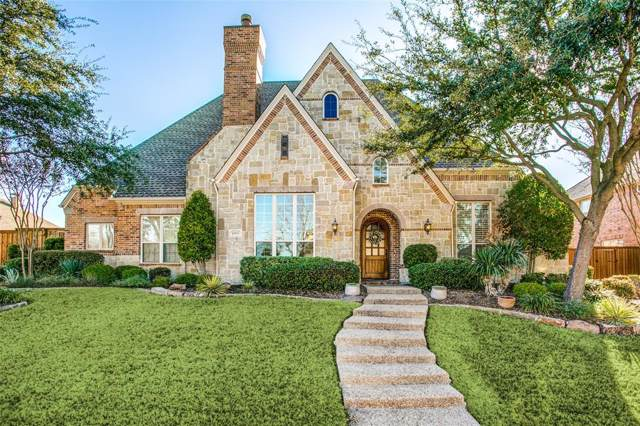 1903 San Jacinto Drive, Allen, TX 75013 (MLS #14220718) :: The Hornburg Real Estate Group