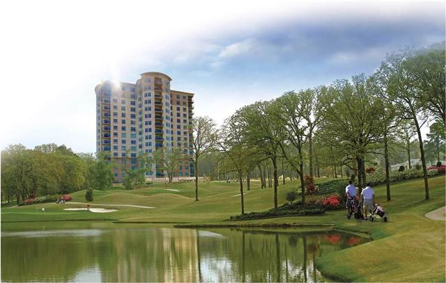 2801 Wexford Drive #1202, Tyler, TX 75709 (MLS #14220730) :: The Hornburg Real Estate Group