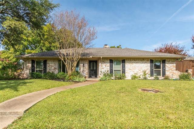 1521 Ports O Call Drive, Plano, TX 75075 (MLS #14220732) :: RE/MAX Town & Country