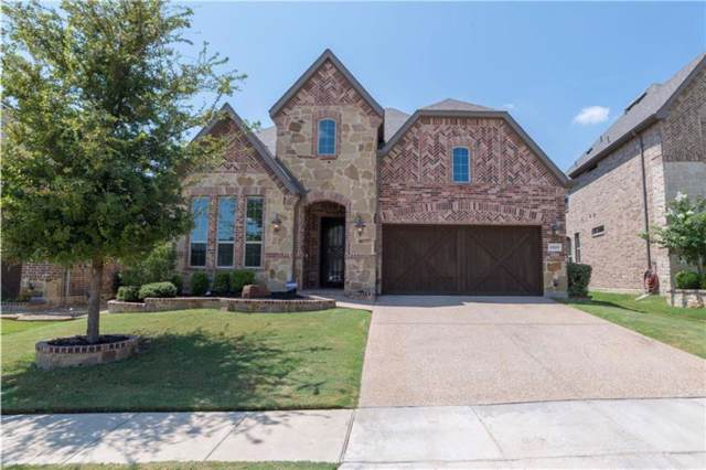 2823 Exeter Drive, Trophy Club, TX 76262 (MLS #14220740) :: The Good Home Team