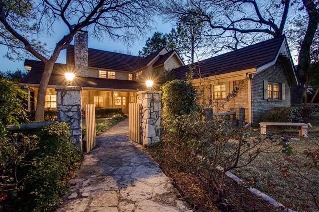 7108 Briarmeadow Drive, Dallas, TX 75230 (MLS #14220745) :: The Hornburg Real Estate Group