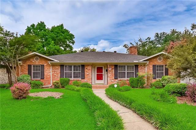 5127 Blanchard Drive, Dallas, TX 75227 (MLS #14220746) :: The Kimberly Davis Group