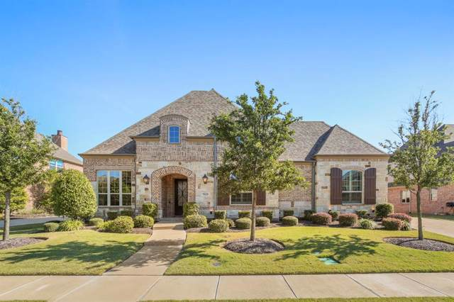 7621 Blackburn, The Colony, TX 75056 (MLS #14220754) :: RE/MAX Town & Country