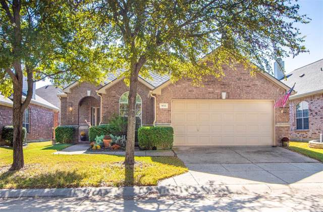 953 Winged Foot Drive, Fairview, TX 75069 (MLS #14220755) :: All Cities Realty