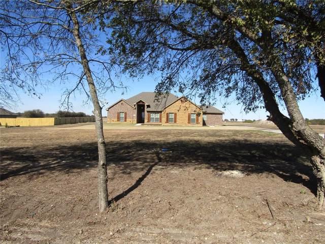 201 George Rd, Howe, TX 75459 (MLS #14220766) :: Lynn Wilson with Keller Williams DFW/Southlake