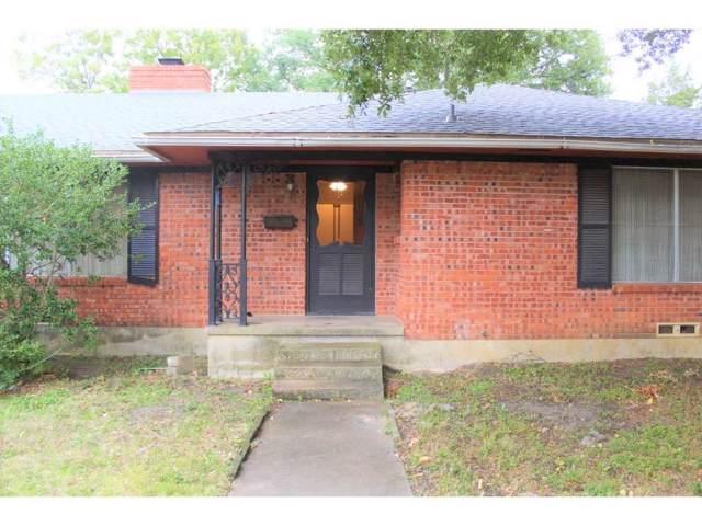 1026 Hillcrest Street, Denton, TX 76201 (MLS #14220801) :: Baldree Home Team