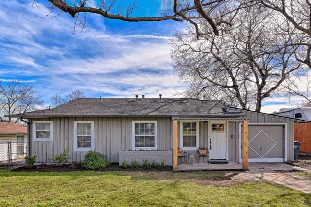 5205 Lovell Avenue, Fort Worth, TX 76107 (MLS #14220818) :: RE/MAX Town & Country
