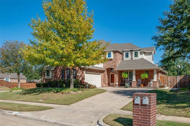 1310 Parkside Drive, Mansfield, TX 76063 (MLS #14220825) :: The Tierny Jordan Network