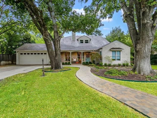 208 Lindenwood Drive, Fort Worth, TX 76107 (MLS #14220833) :: Hargrove Realty Group