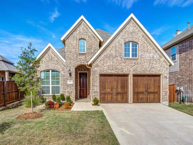 1721 Goliad Way, Argyle, TX 76226 (MLS #14220840) :: The Rhodes Team