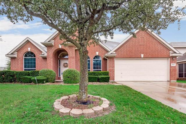 908 Matagorda Lane, Desoto, TX 75115 (MLS #14220851) :: The Kimberly Davis Group
