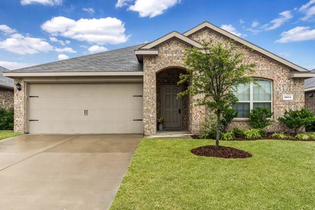 2074 Enchanted Rock Drive, Forney, TX 75126 (MLS #14220873) :: RE/MAX Town & Country