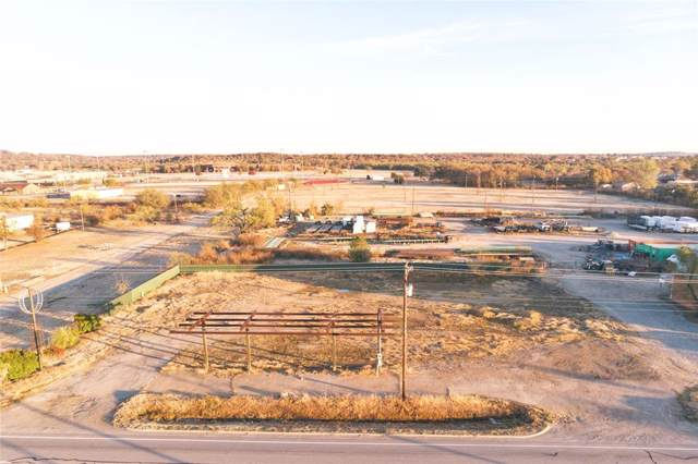 3805 180 Highway, Mineral Wells, TX 76067 (MLS #14220886) :: The Kimberly Davis Group