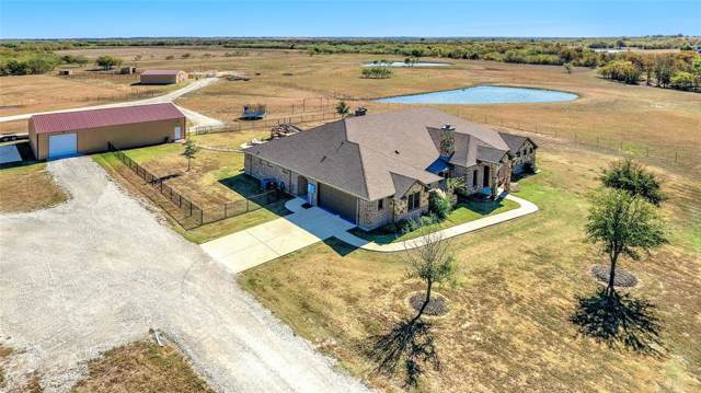 1272 Dagnan Road, Howe, TX 75459 (MLS #14220908) :: The Heyl Group at Keller Williams