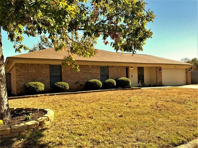 6950 Cox Lane, North Richland Hills, TX 76182 (MLS #14220912) :: Real Estate By Design