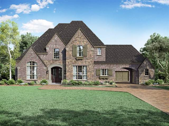 4361 Mill Branch Drive, Prosper, TX 75078 (MLS #14220918) :: The Kimberly Davis Group