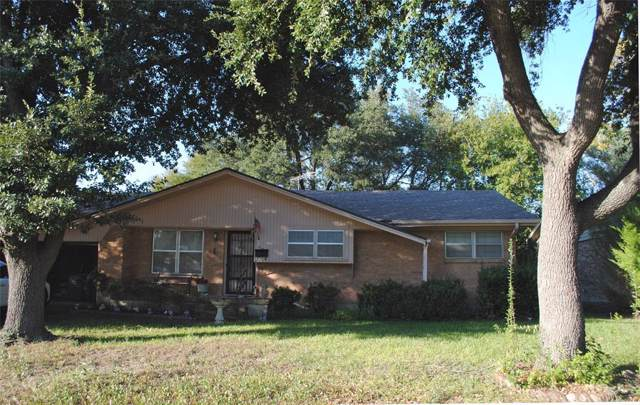210 Kenway Street, Rockwall, TX 75087 (MLS #14220924) :: RE/MAX Town & Country