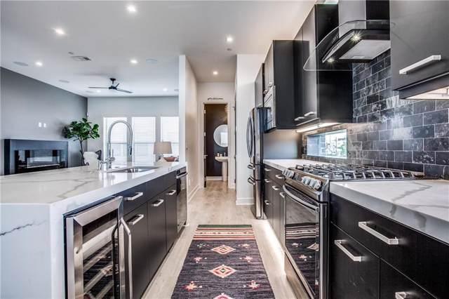 2000 Park Avenue #107, Dallas, TX 75215 (MLS #14220926) :: Vibrant Real Estate