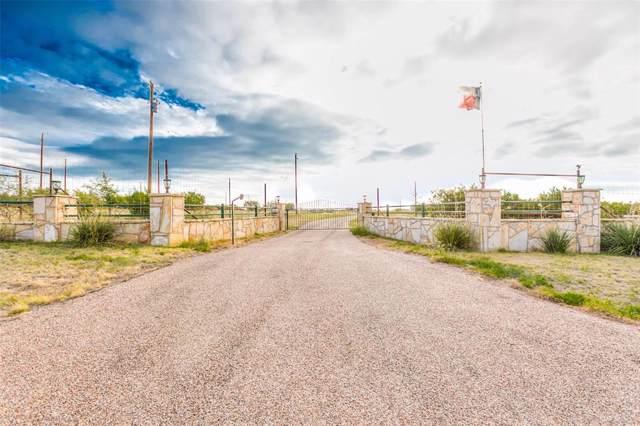 7301 State Highway 208, Robert Lee, TX 76945 (MLS #14220931) :: Justin Bassett Realty