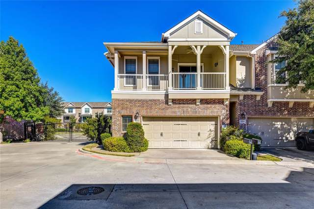 1226 Lake Pointe Way, Richardson, TX 75080 (MLS #14220933) :: The Kimberly Davis Group