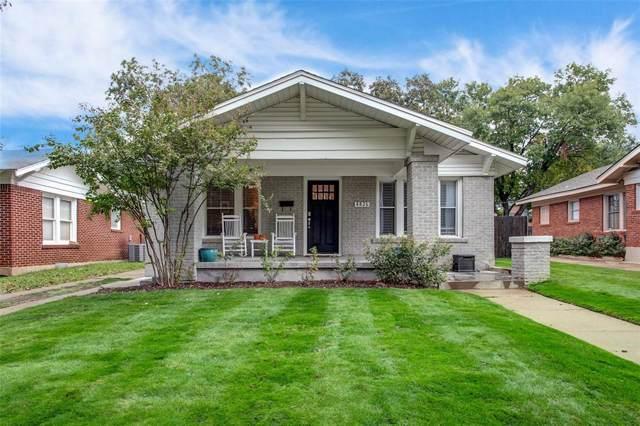 4826 Pershing Avenue, Fort Worth, TX 76107 (MLS #14220955) :: Robbins Real Estate Group