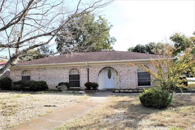105 W Hopper Street, Alvarado, TX 76009 (MLS #14220972) :: Keller Williams Realty