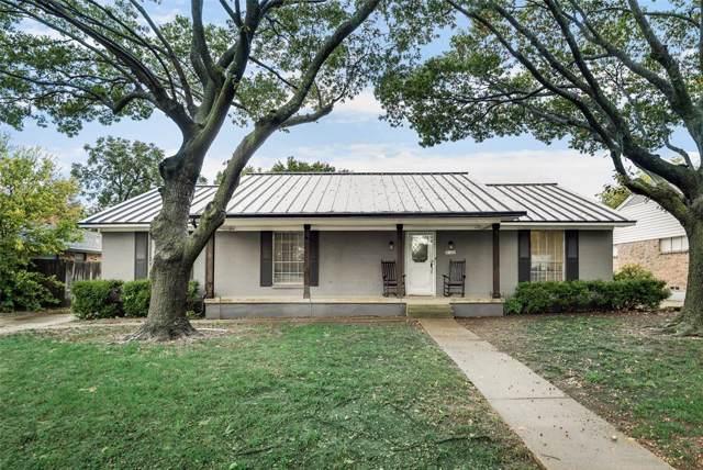 8149 Hillside Drive, Frisco, TX 75033 (MLS #14220974) :: Vibrant Real Estate
