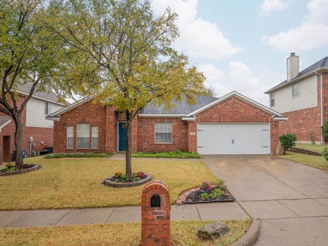 1800 Caladium Drive, Corinth, TX 76210 (MLS #14220988) :: Baldree Home Team