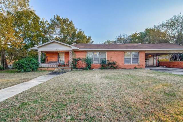 110 4th Street, Whitesboro, TX 76273 (MLS #14220994) :: Robbins Real Estate Group