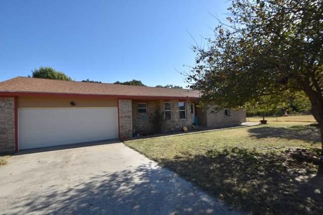 1611 N Dale Avenue, Stephenville, TX 76401 (MLS #14221006) :: Real Estate By Design