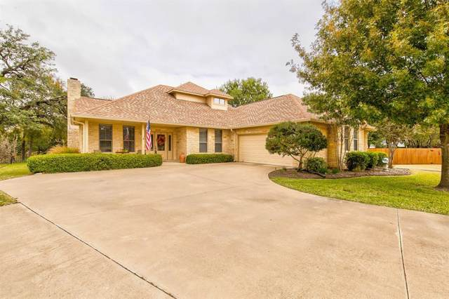 106 Heritage Place, Glen Rose, TX 76043 (MLS #14221016) :: Ann Carr Real Estate