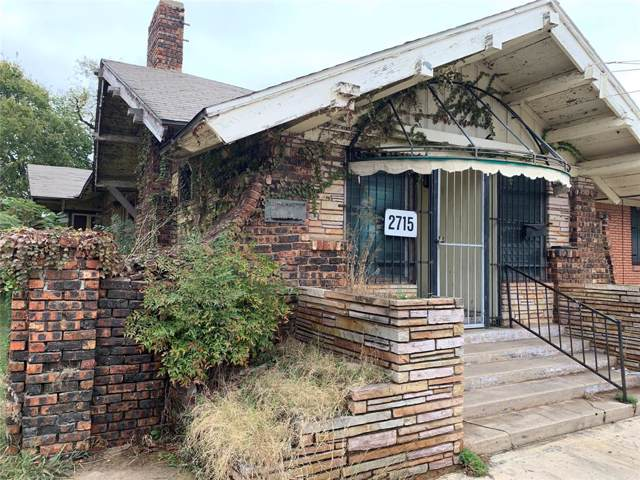 2715 Hemphill Street, Fort Worth, TX 76110 (MLS #14221020) :: The Mitchell Group