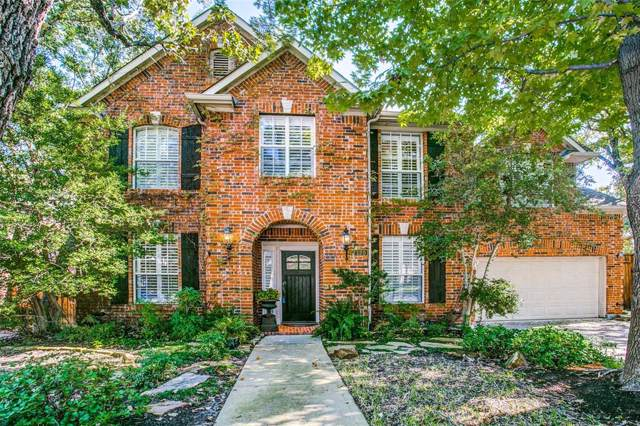 120 Fleetwood Cove, Coppell, TX 75019 (MLS #14221023) :: RE/MAX Town & Country